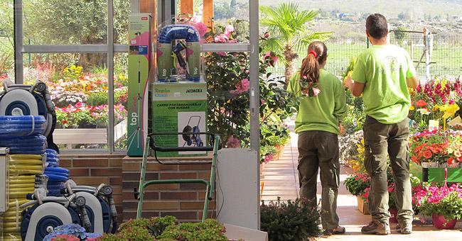 Cerjardin centro integral de jardiner a en la sierra de - Centro de jardineria madrid ...