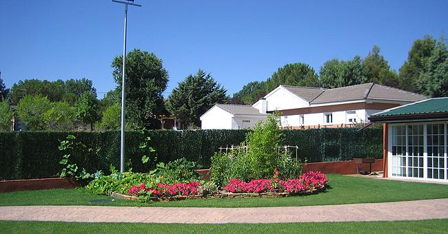 Dise o y construcc i n cerjardin centro integral de - Centro de jardineria madrid ...